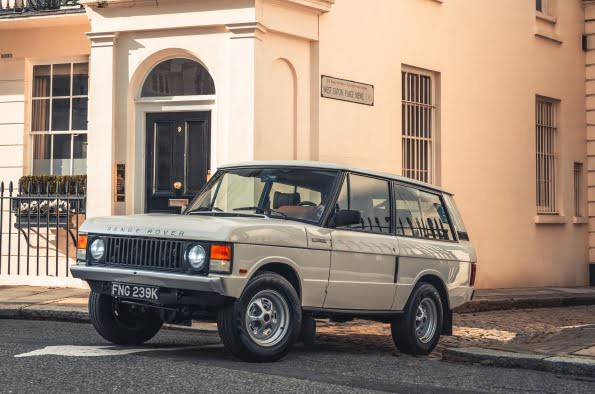 Beat it! Range Rover specialist reveals ultimate ULEZ compliant V8 SUV with classic British style and engineering capabilities