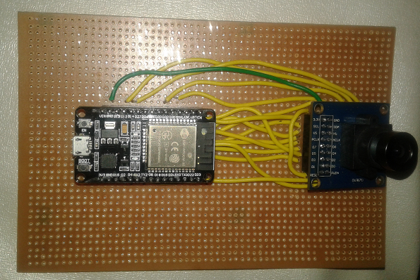 ESP32+OV7670 — WebSocket Video Camera - Mudassar Tamboli - Medium