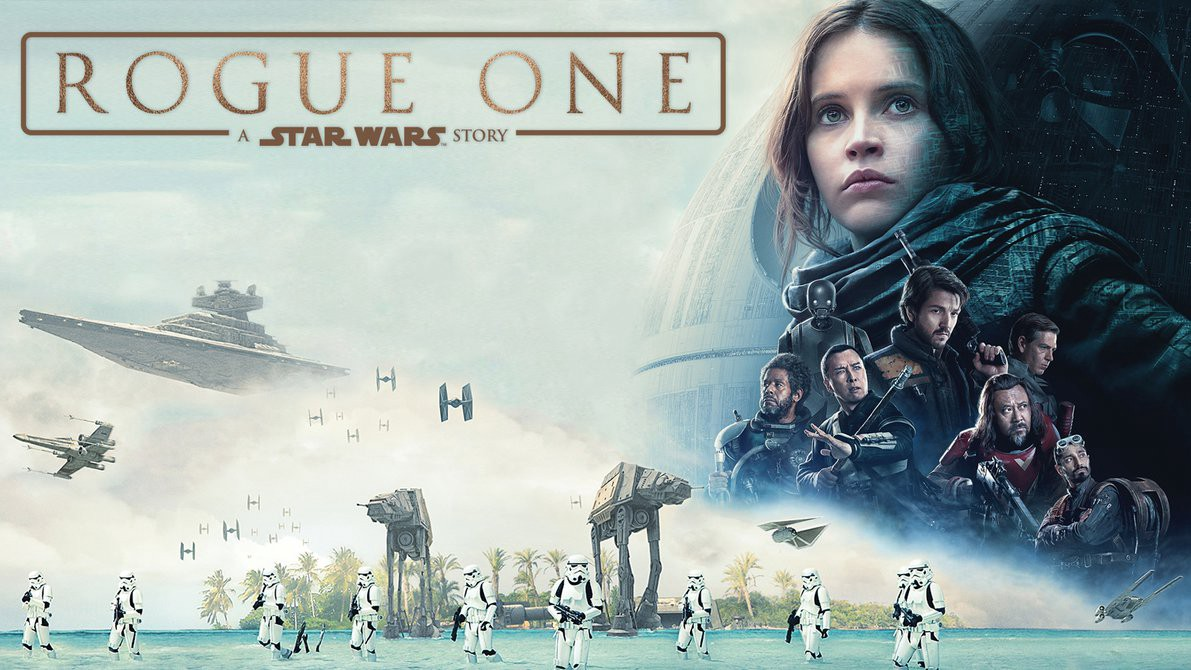 Rogue One A Star Wars Story 2016 Movie Review By Bs Reviews Medium