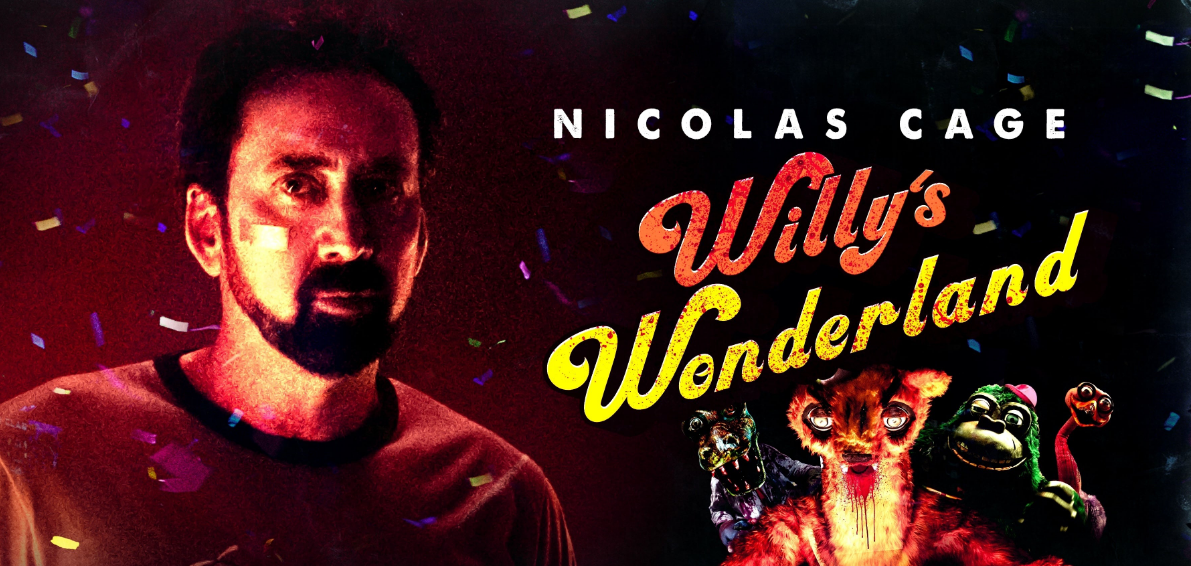 WATCH :: (Willy's Wonderland 2021) | FULL MOVIE ONLINE (1080p-HD) | Willy's Wonderland (2021) ONlineHD