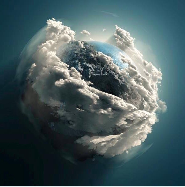 """Your Earth Is Shifting on Its Axis"""" - """"The great Sword is"""