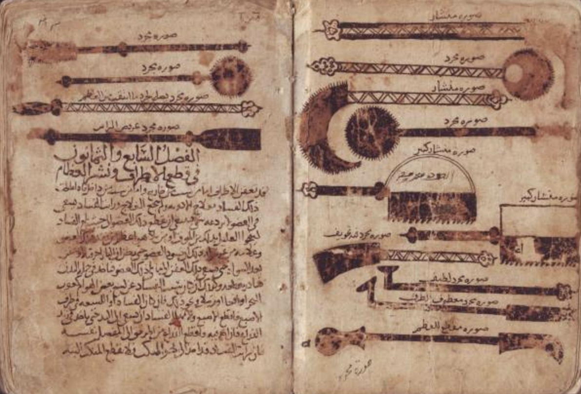 Al Zahrawi. Father of Surgery | by Islamic History Notes |  IslamicHistoryNotes | Medium