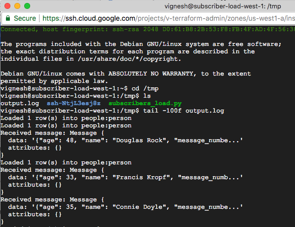 Infrastructure as Code with Terraform for Google Cloud