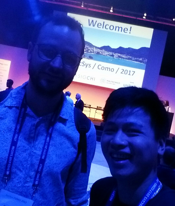 Deezer Research @RecSys 2017 — 11th ACM Recommender Systems