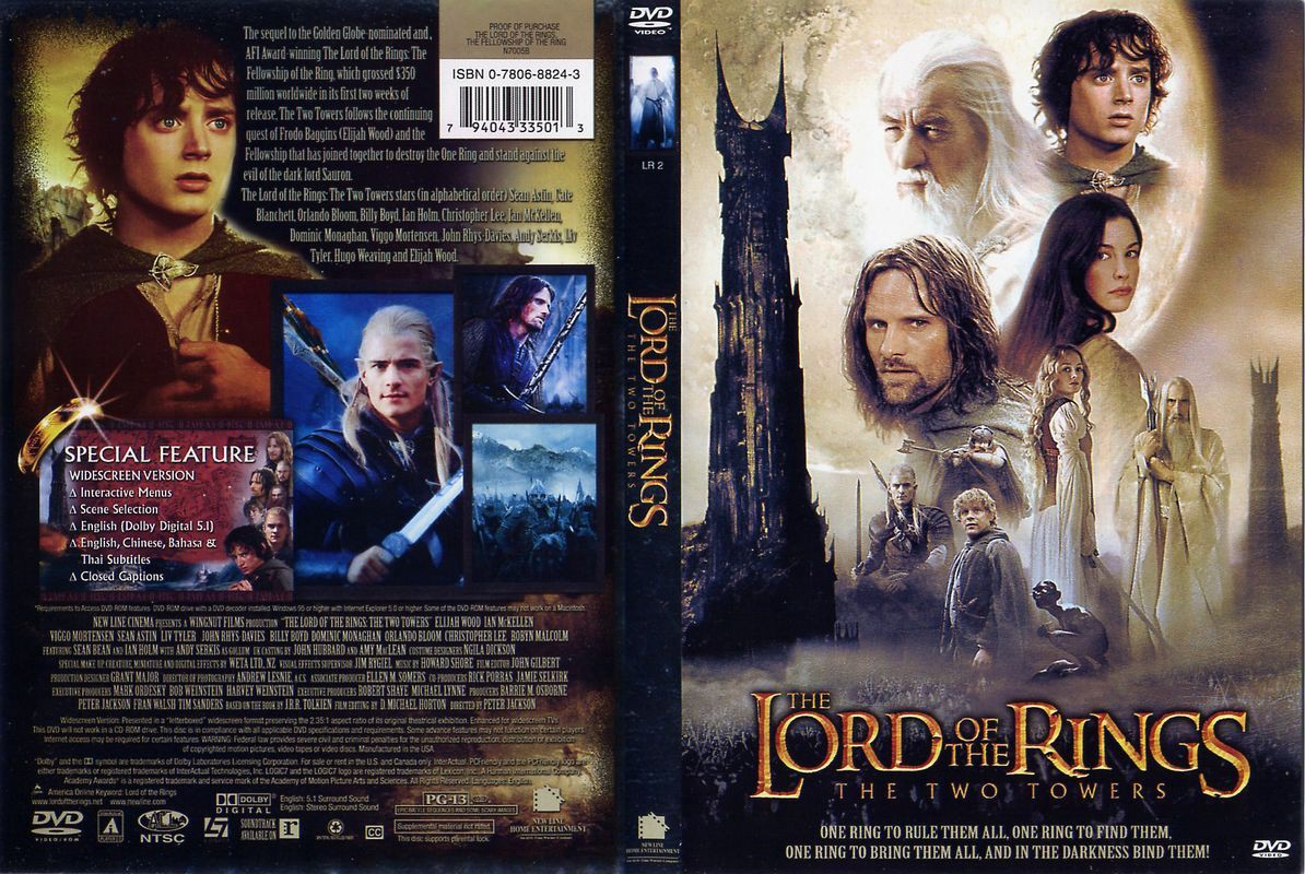 Watch The Lord Of The Rings The Two Towers 2002 Movie Download English Dub
