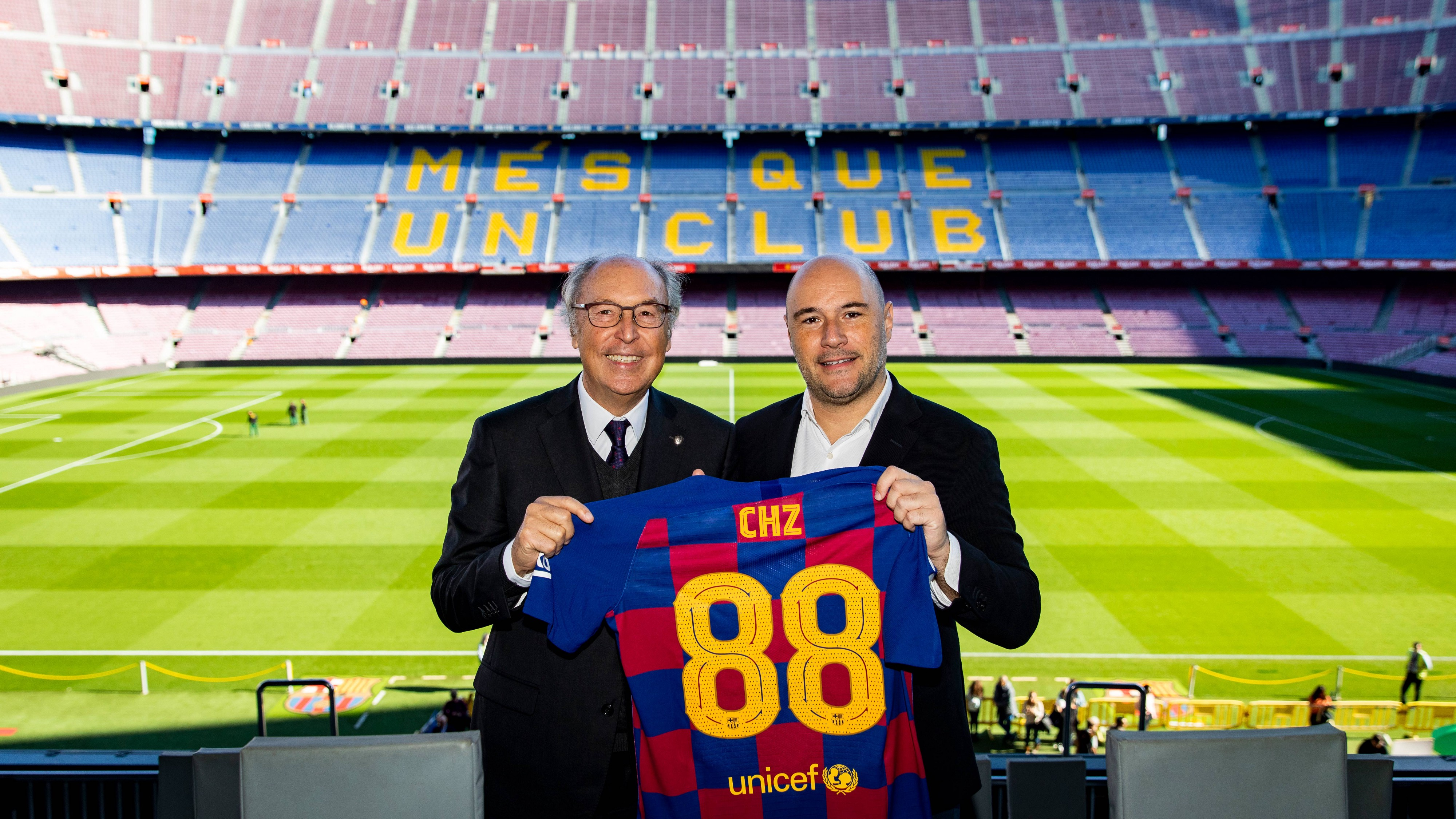 Fc Barcelona Chiliz Join Forces In A New Global Blockchain Alliance By Chiliz Chiliz Medium