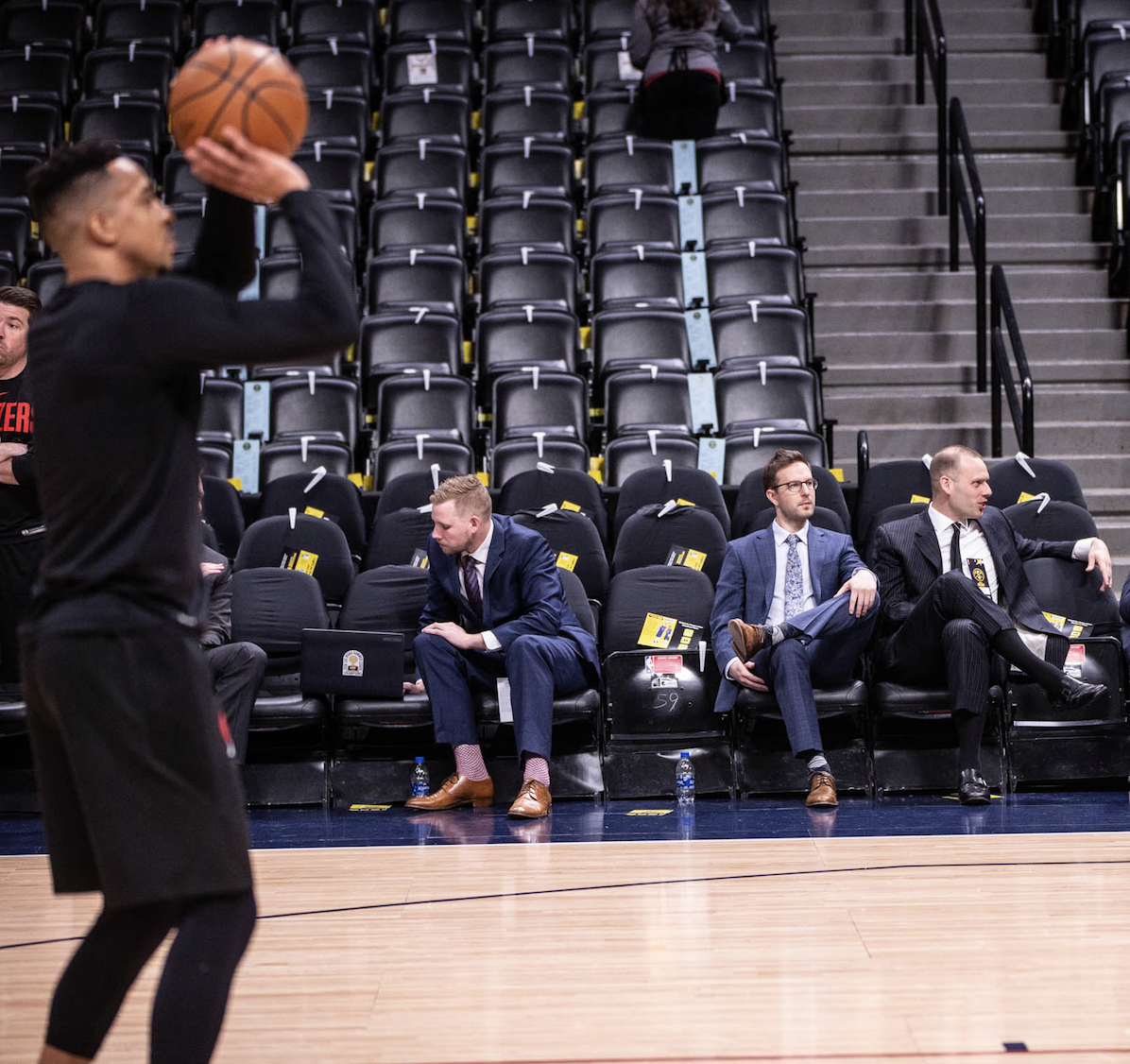 3 Ways to Turn an NBA Internship into a Full-Time Position