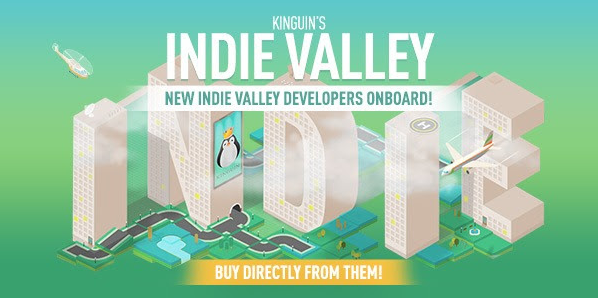 Changing the (indie) game with Indie Valley! - ProjectMQ - Medium