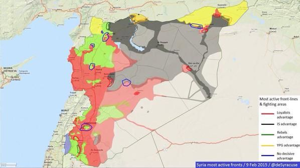 A Dummy's Guide to Mapping Daesh - Indices