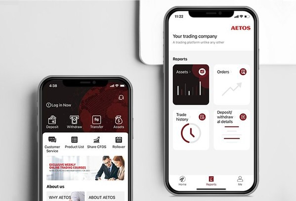 AETOS Rolls Out New Generation Account Management Mobile App