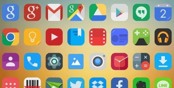 Best Icon Pack for Android Updated lists - Viral  Nectarbits - Medium
