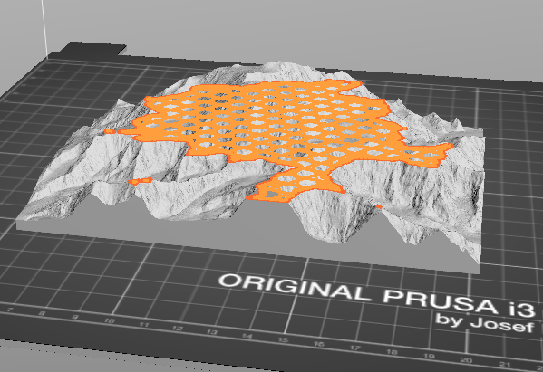 3D Printing with LiDAR Data - Vermont Center for Geographic