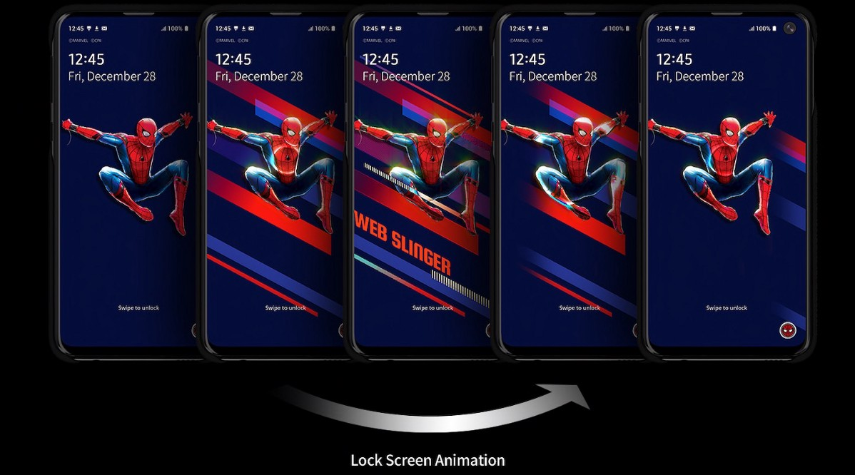 Samsung announces Spider-Man: Far From Home Galaxy smart cases
