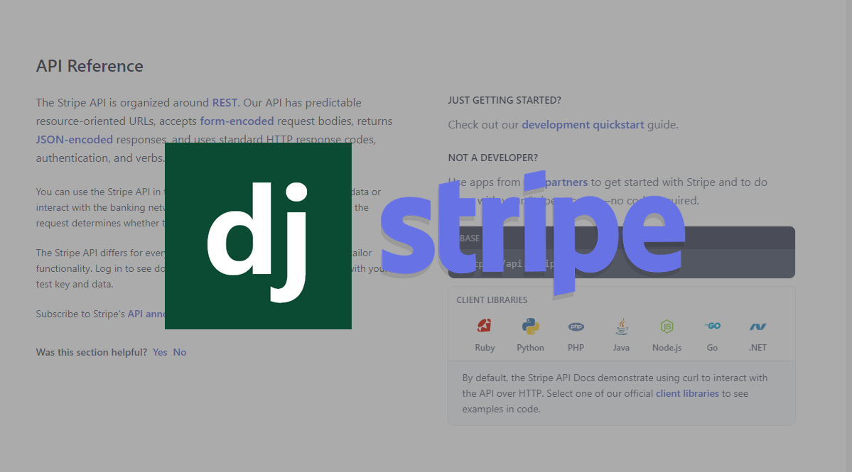 How to Integrate Stripe Connect Into Django Application