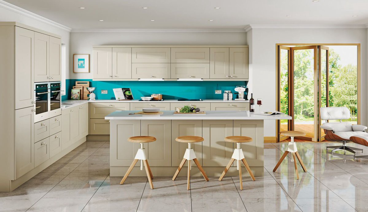 Best Collection Of Shaker Kitchens Designs In Hampton By Sheraton Interiors Medium