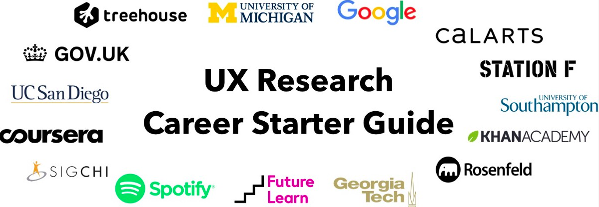 Ux Research Career Starter Guide Launching A Career In Ux Research Can By Mitchell Wakefield Ux Planet