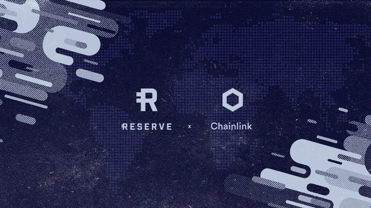 Reserve partners with Chainlink to bolster the future of