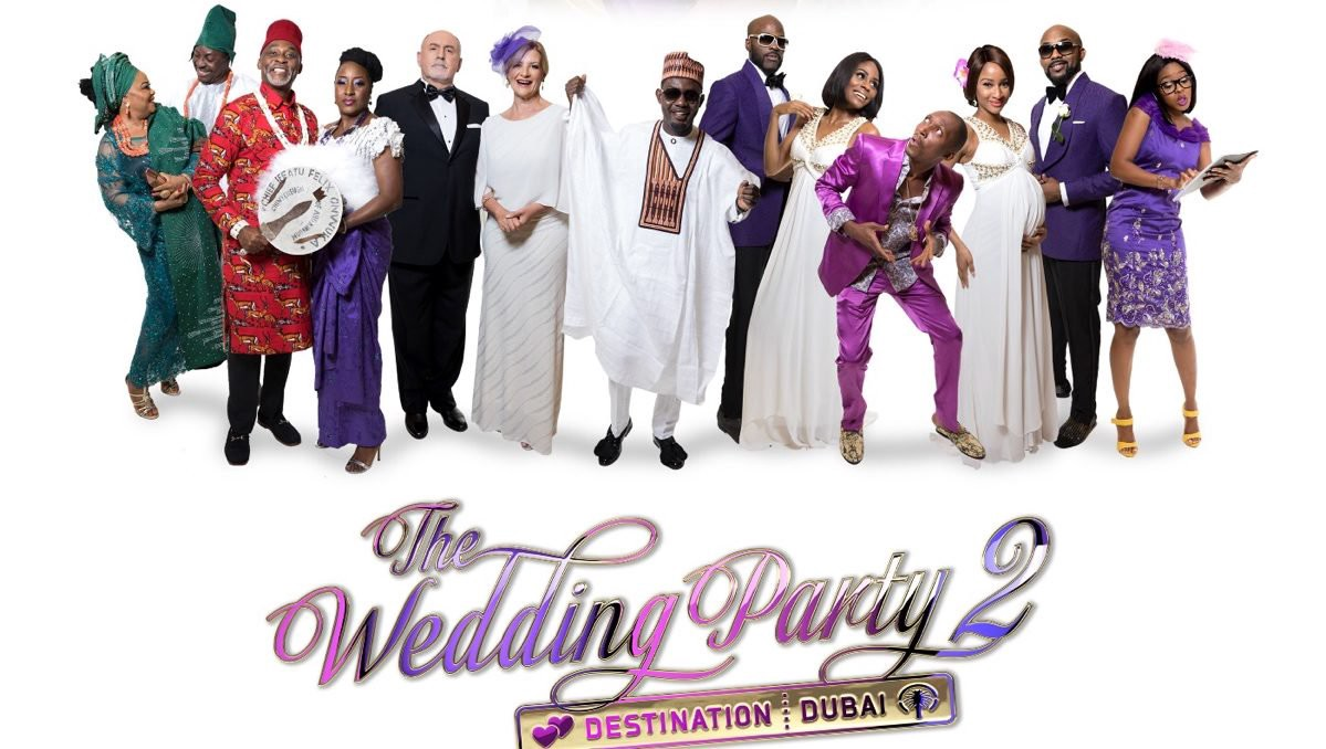 The Wedding Party 2.The Wedding Party 2 The Sequel That Never Should Have Been