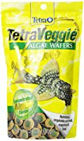 Tetra PlecoWafers Complete Diet for Algae Eaters Fish Food