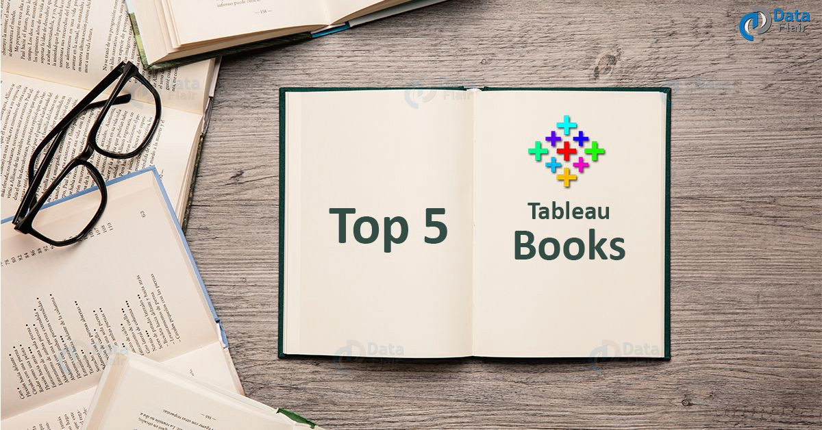 Tableau Books — 5 Best Books that will boost your learning