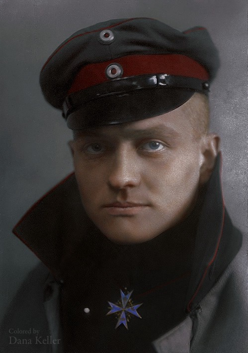 Captain's List — Manfred von Richthofen #80