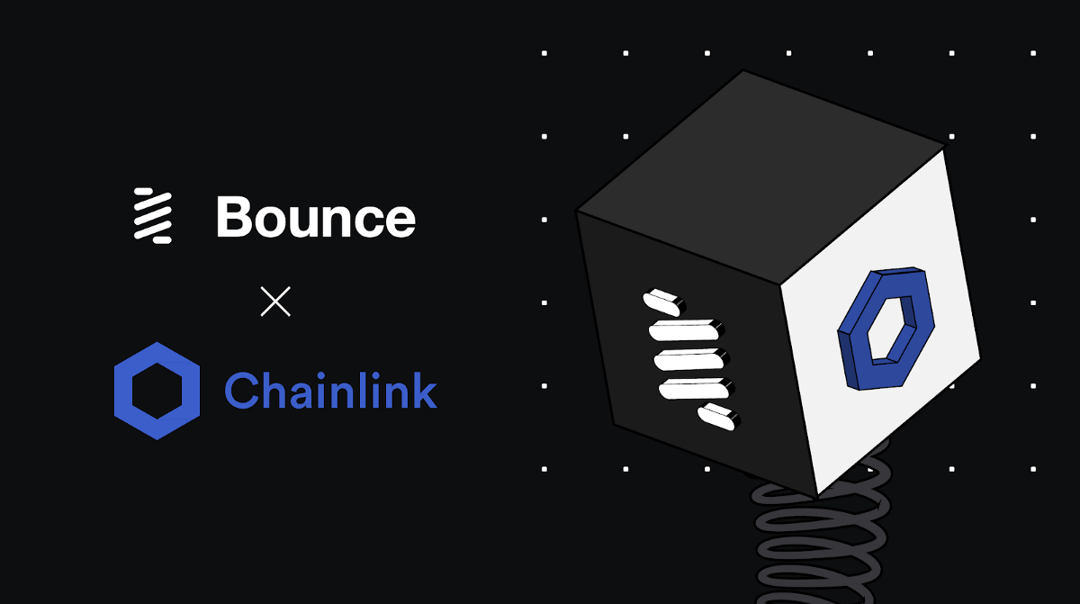 Bounce Integrates Chainlink Oracles on Mainnet to Settle Prediction Markets