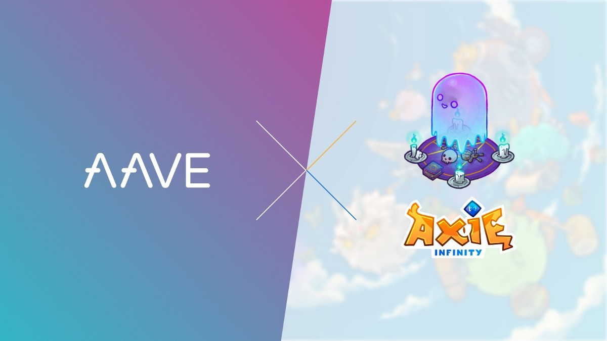 Aave x Axie Infinity