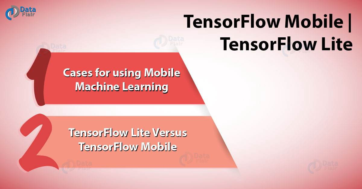 The Essential Guide To Learn TensorFlow Mobile and