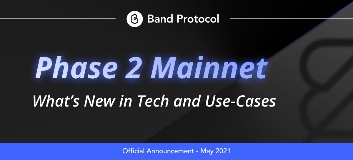 BandChain Phase 2 (Laozi)—What's New in Tech and Use-Cases