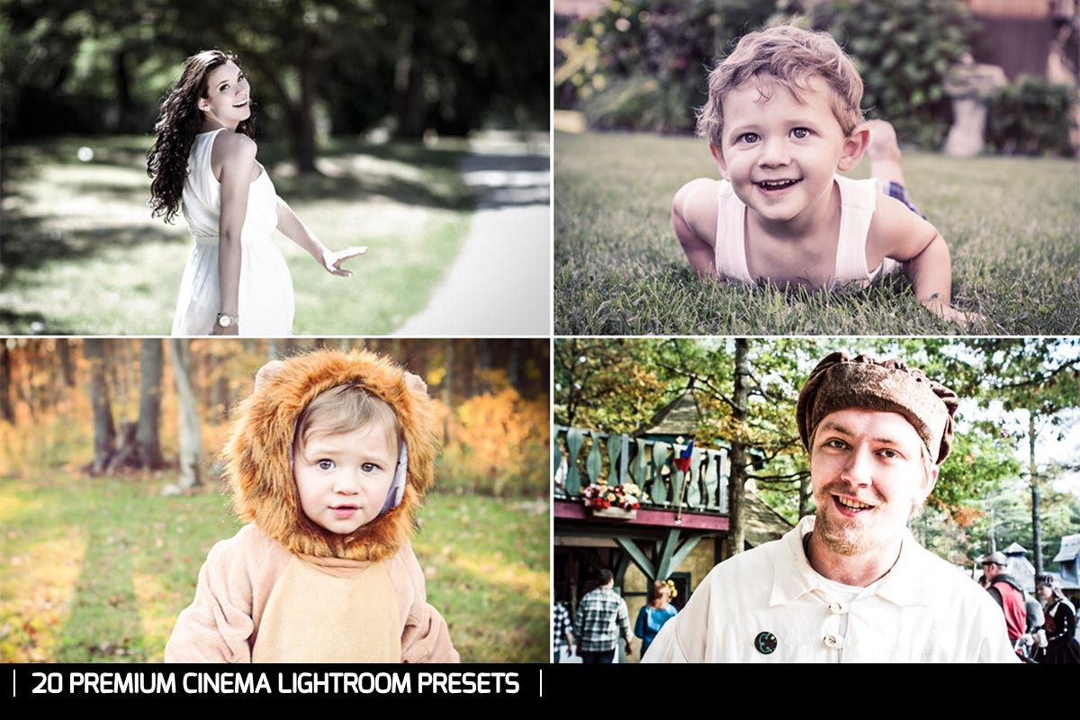 50+ Beautiful Free Lightroom Presets that'll Enhance Your