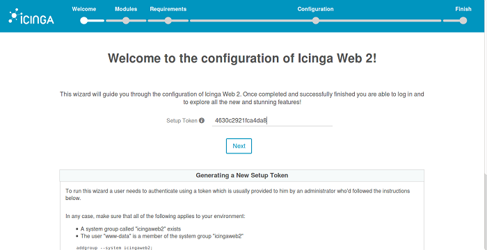 How to Install and Configure Icinga2 Monitoring Tool on