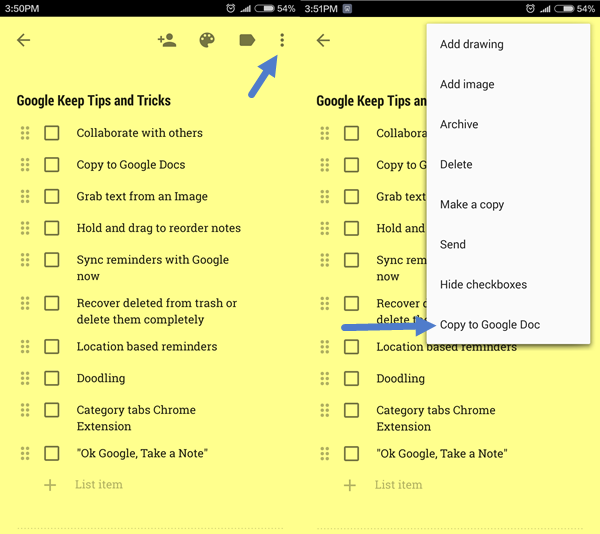 10 Google Keep tricks that you need to know right now