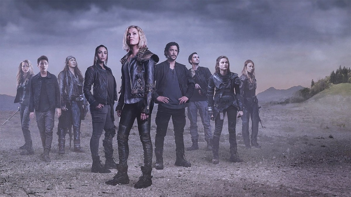"(S7xE11) The 100 | Season 7 Episode 11 ""Etherea"" Tv Series 