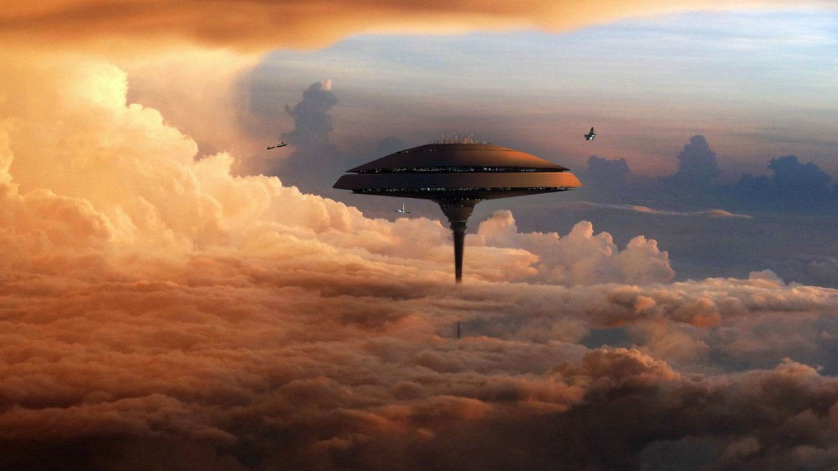 Cloud Cities of Venus - Why So Set on Colonizing Mars? There's Better Options