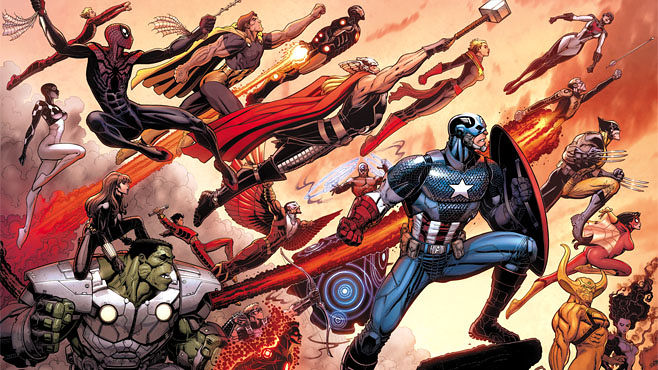 20 Storytelling Lessons We Can Learn from Marvel - The Mission - Medium