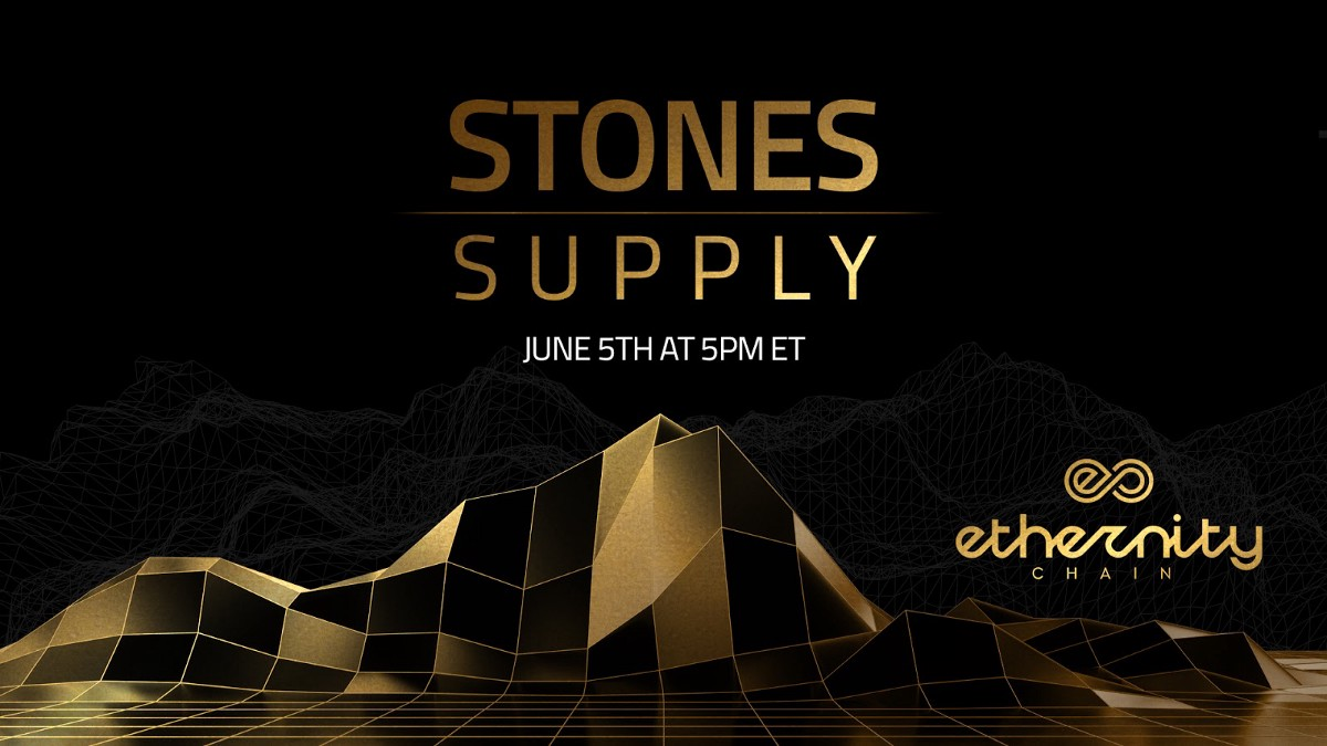 Ethernity Chain Stones Supply Update