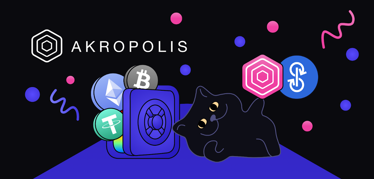 Development Update: Akropolis—release notes, new name & more