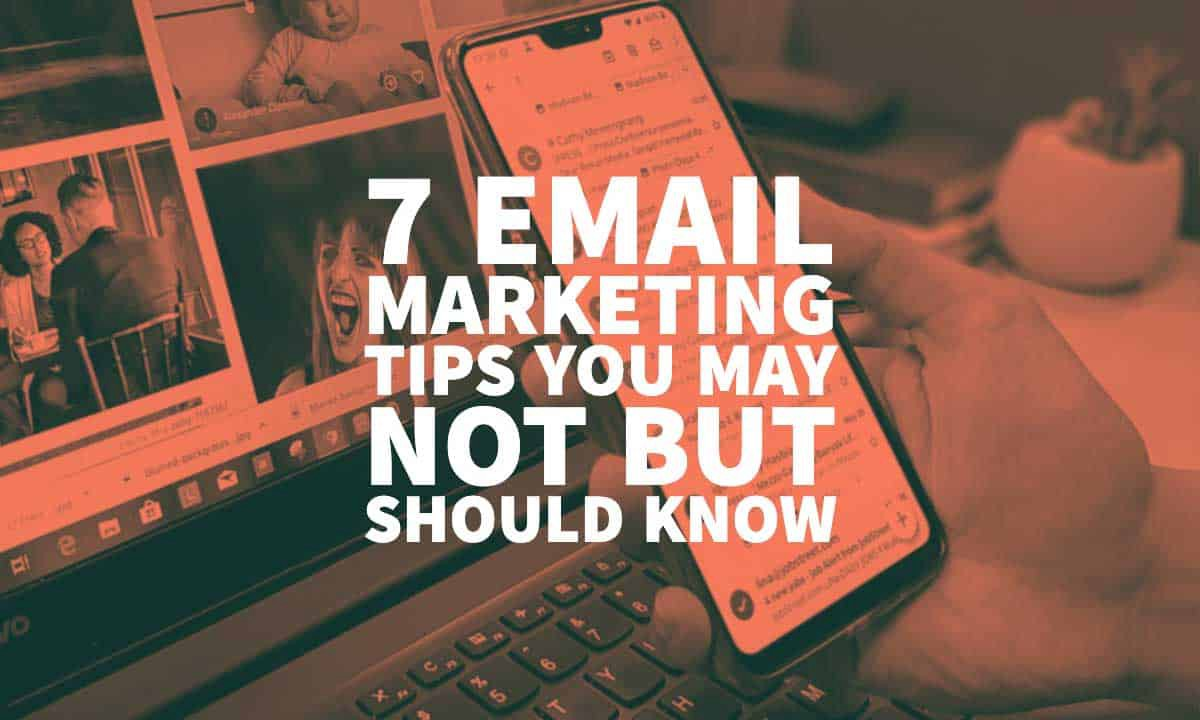 Tips for Better Email Marketing Results ...