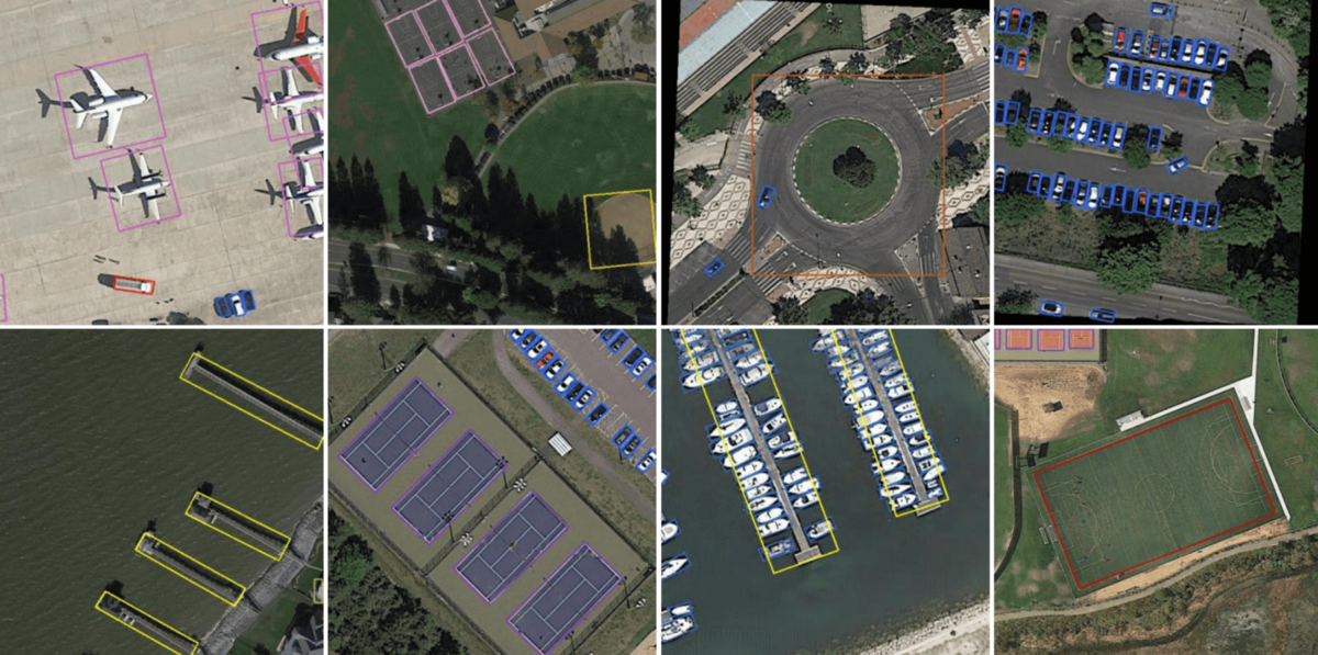 \Neural Network for Oriented-Object-Detection in Aerial Images