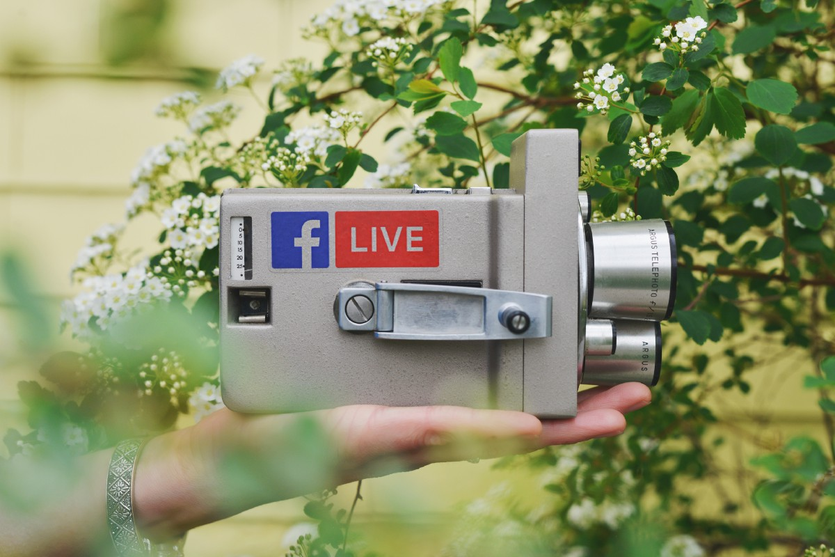 How to Stream Your Pre-Recorded Videos to Facebook Live