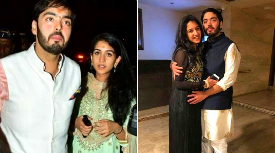 Anant Ambani Engagement to Radhika Merchant - Buzz Rock - Medium