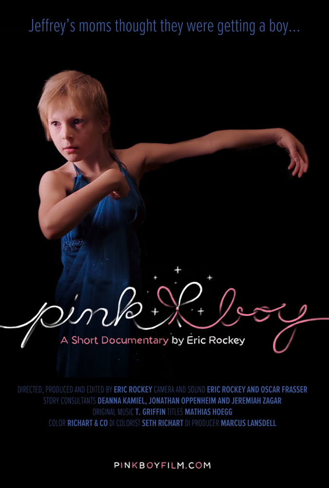 Pink Boy, a film by Eric Rockey - A Space to Create - FiftyThree's