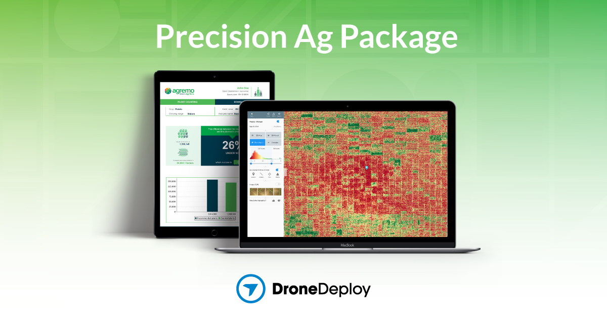 Dronedeploy Releases A Complete Drone Software Solution For Ag Professionals By Dronedeploy Dronedeploy S Blog Medium
