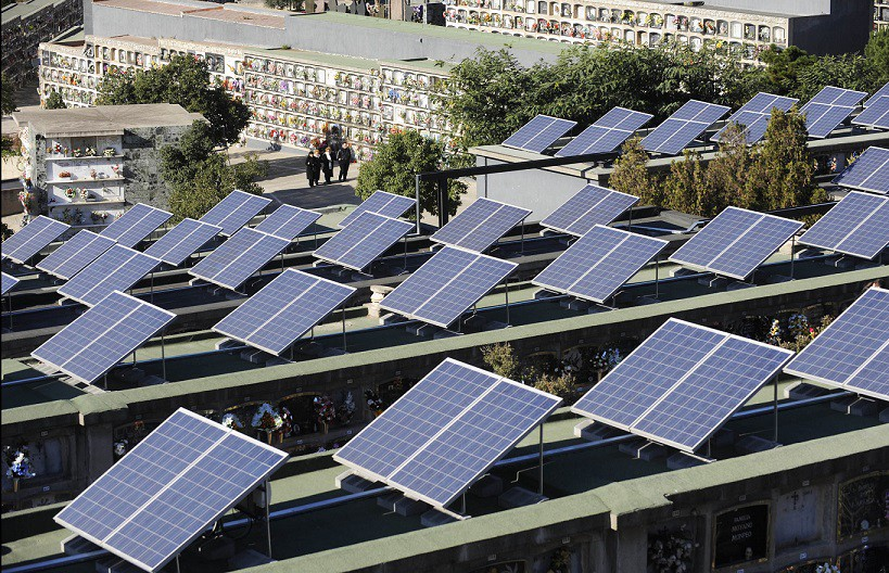 Spain got 47 percent of its electricity from renewables in march - Solar barcelona ...