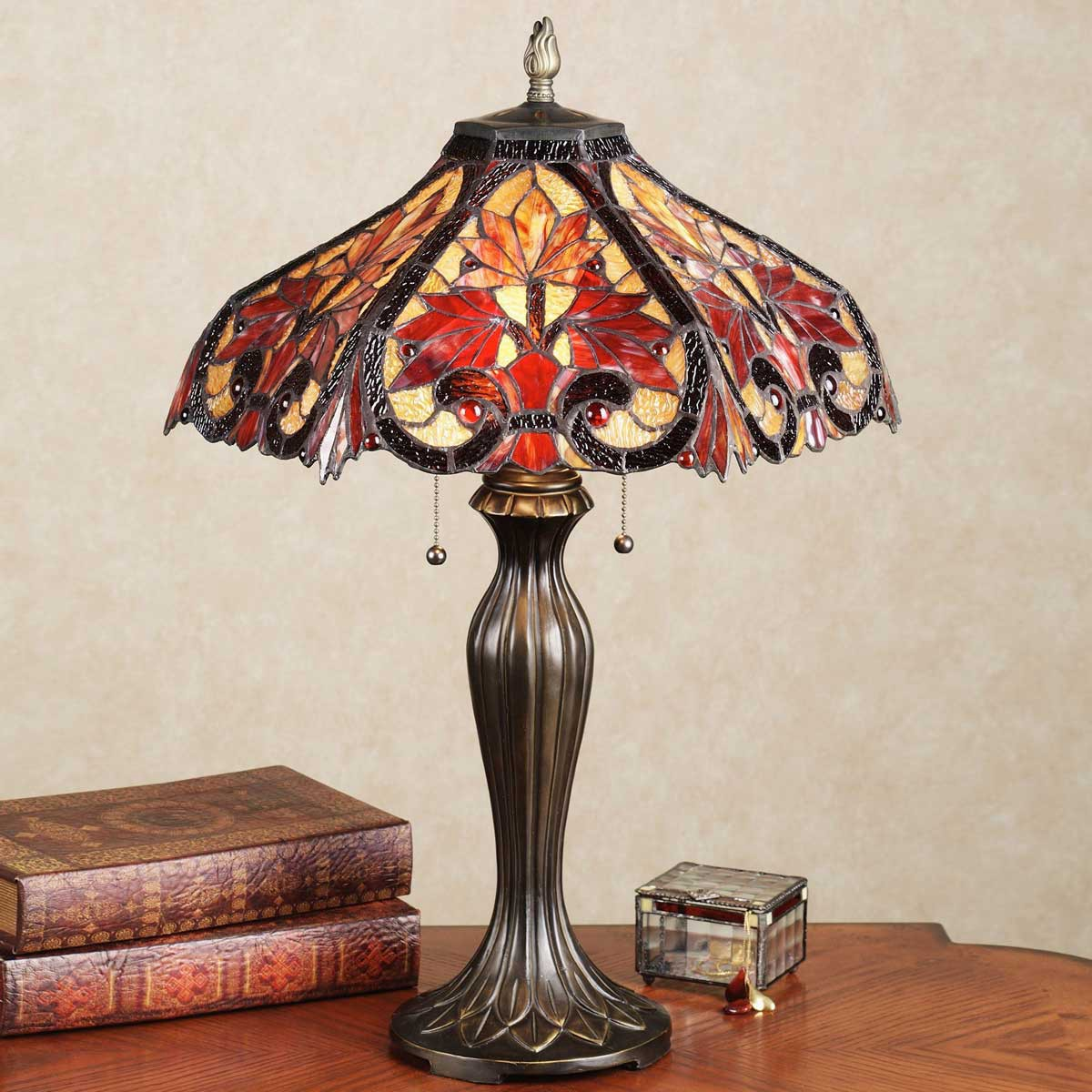 Picture of: How To Paint A Frosted Glass Lamp Shade By Fisher Light Medium