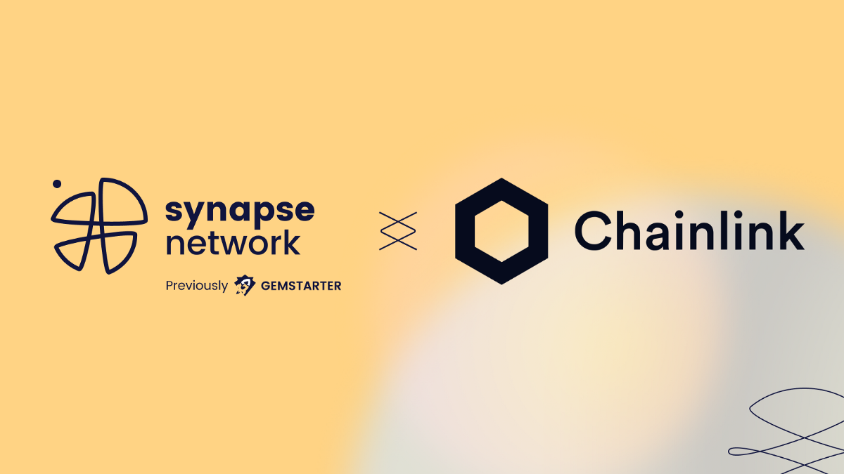 Synapse Network Integrates Chainlink VRF, Price Feeds, and Keepers to Enhance Its Ecosystem