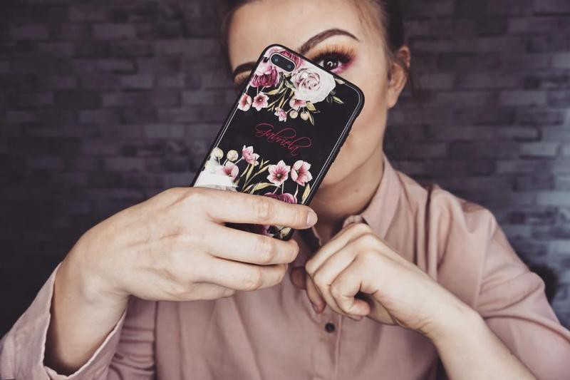 lowest price ffae5 2b909 Create Your Style: Top 3 Floral Phone Cases of Hanogram