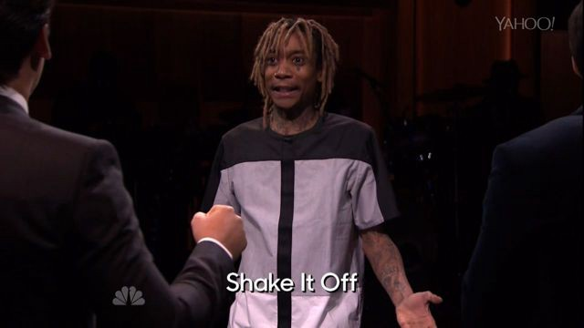 VIDEO: Wiz Khalifa Can't Name Taylor Swift Song - Music