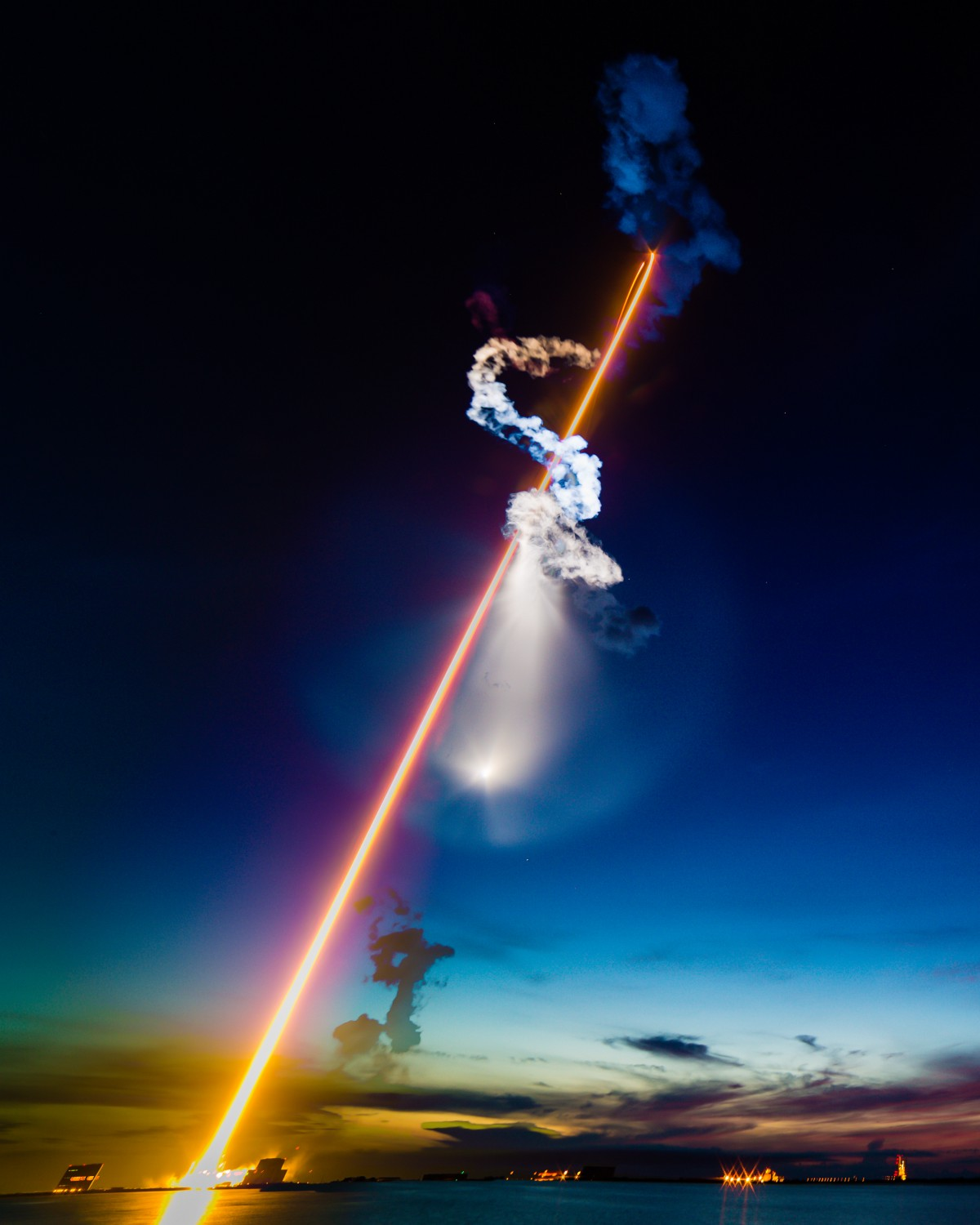 China Rocket Down: Humanity and the Falling Sky
