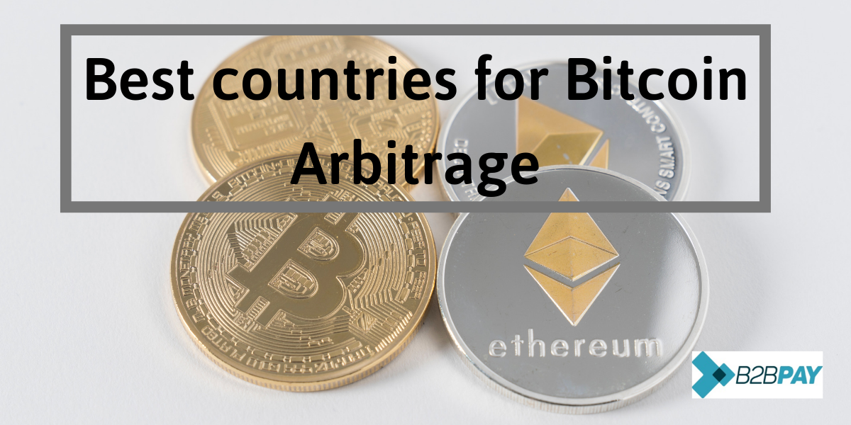 arbitraging bitcoins